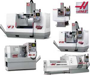 CNC Machining facilities